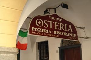 Osteria Da Ivo Restaurants in Liguria