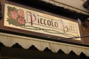 Piccolo Bar Restaurants in Liguria