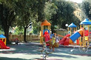 Parco Giochi Playground in Liguria