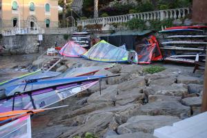 Club del mare surfing schools in Liguria