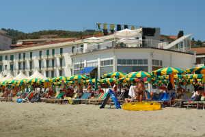 Bagni Kursaal*** Beaches in Liguria