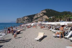 Bagni Vittoria Beaches in Liguria