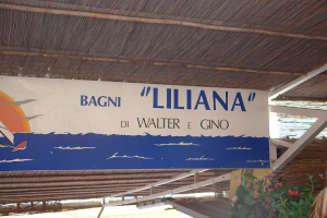 Bagni Liliana Beaches in Liguria