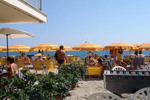 Bagni Serena Beaches in Liguria