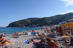 Bagni Florida Beaches in Liguria