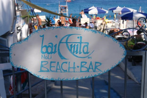 Bai Anita Beaches in Liguria