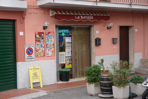 La Bottega Grocery store in Liguria
