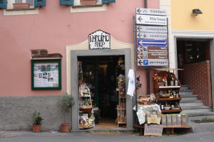 Ramoio Shop Grocery store in Liguria