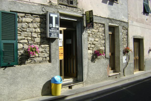 Alimentari da Maria Grocery store in Liguria