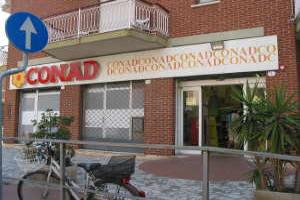 Conad Grocery store in Liguria