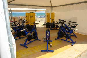 Fit and Joy (Fitnessstrand) Beaches in Liguria