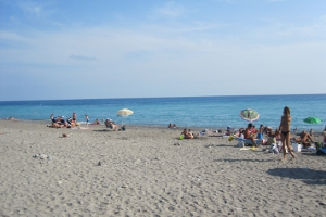 Camporosso beaches with no admission fee in Liguria