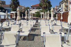 Bagni Il Faro Beaches in Liguria