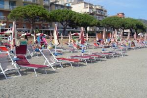 Bagni Adrimer Beaches in Liguria