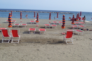 Bagni Lido Beaches in Liguria
