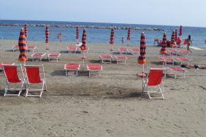 Bagni Lido Beaches in Liguria