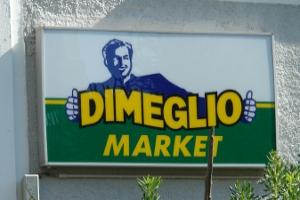 Dimeglio Market Grocery store in Liguria