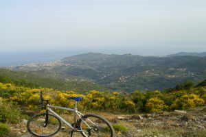 Riviera Outdoor Mountain Bike in Liguria