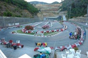 Pista degli Oleandri Go-cart in Liguria