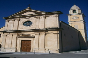 San Lorenzino Churches in Liguria