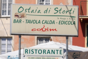 Osteria di Storti Restaurants in Liguria