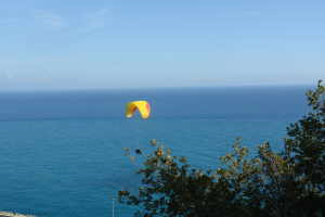 A.S. Ponente Flight Paragliding in Liguria