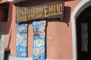 Pasticceria Panetteria Ehilio Cafes in Liguria