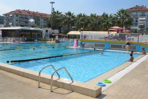 Pizzemporio swimming pool in Liguria