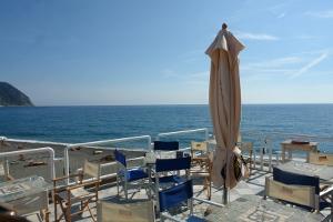 Bunker Bar Restaurants in Liguria