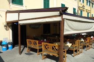 BluBar Restaurants in Liguria
