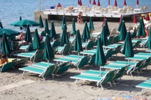Bagni Angelo Beaches in Liguria