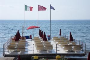 Bagni Miramare Beaches in Liguria