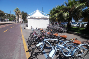 Nolo Bici Bicycle Rentals in Liguria