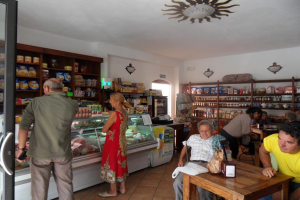 lI Satti in Padella Grocery store in Liguria