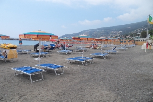 Bagni Sirena Beaches in Liguria