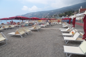 Bagni Regina Beaches in Liguria