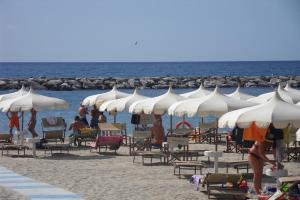 Vittoria Beach**** Beaches in Liguria