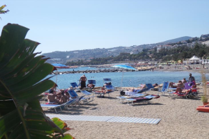 White Sahara Beach Beaches in Liguria