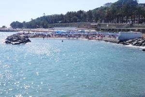 Lido Fontana Beaches in Liguria