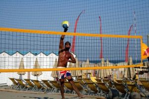 SOL LEVANTE BEACH Beach volleyball in Liguria