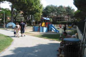 San Bartolomeo al Mare Playground in Liguria