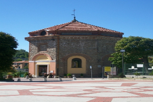 San Rocco Churches in Liguria