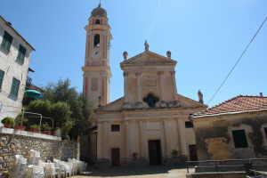 San Lorenzo Churches in Liguria