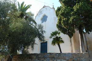 Santa Anna Churches in Liguria