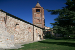 Santa Maria Extra Muros Churches in Liguria