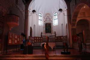 Santa Caterina Churches in Liguria