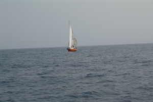 Giucai Sailing in Liguria