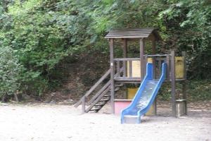 Molini di Triora Aqua Playground in Liguria