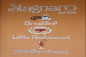 Stagnaro Cafes in Liguria