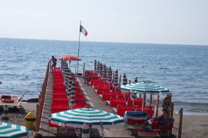 Bagni Marinella** Beaches in Liguria